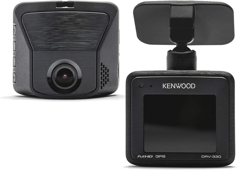 Kenwood Drv 330 Kompakte Full Hd Dashcam Mit Gps 2 Mp Schwarz Navigation