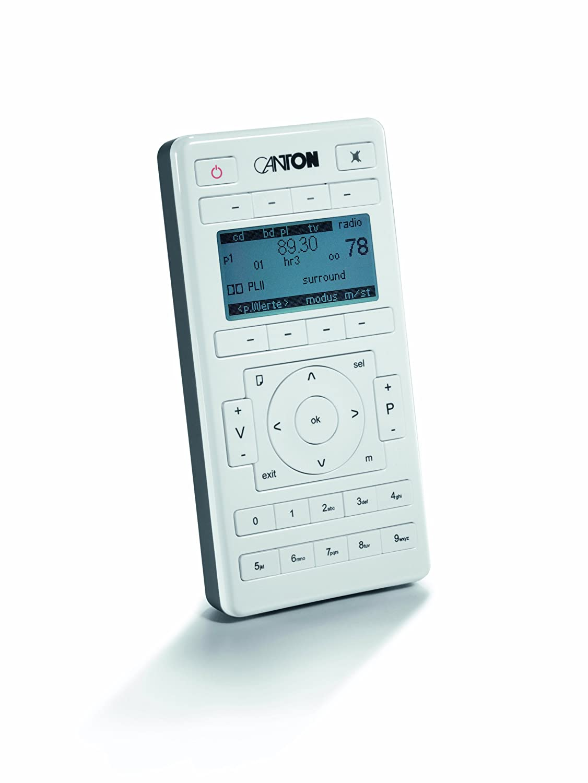 Canton DM 90.2 Sounddeck (350 Watt) schwarz hochglanz: Amazon.de ...