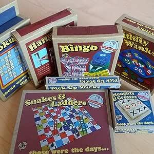 Retro Games Bundle 5, 7 juegos del pasado, juegos de bolsillo, juegos de viaje: Amazon.es: Bebé