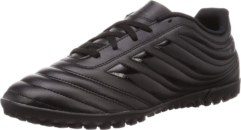 adidas Copa 20.4 TF, Chaussures de Football Homme Noir Cblack Cblack Dgsogr 000