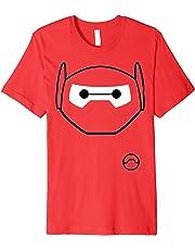 Disney Big Hero 6 Baymax Halloween Graphic T-Shirt