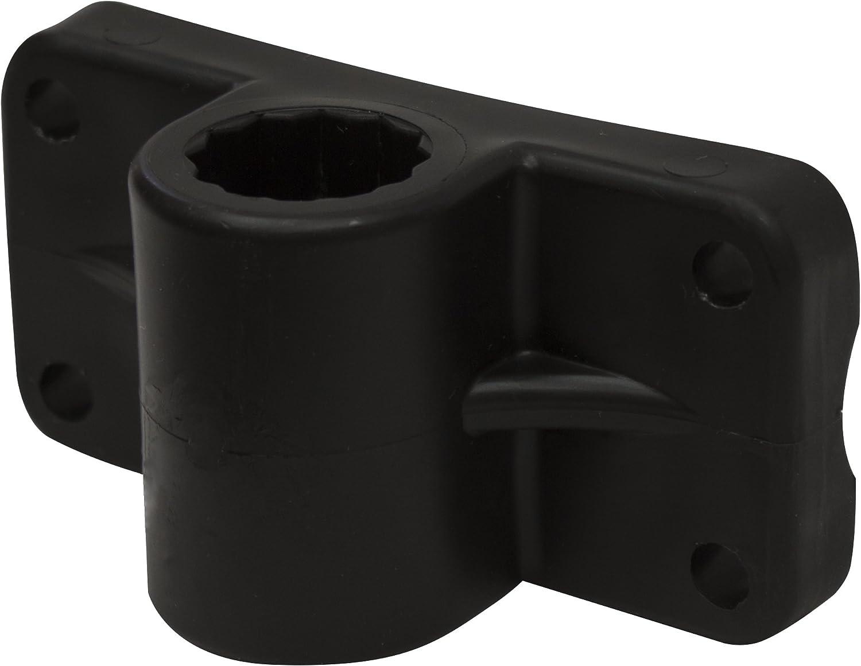 Black Wise Rail Mount Adaptor for Rod Holder
