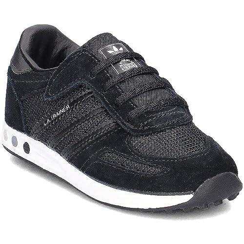 e2455c94b8b03 adidas Unisex Babies  La Trainer Cf  Amazon.co.uk  Shoes   Bags
