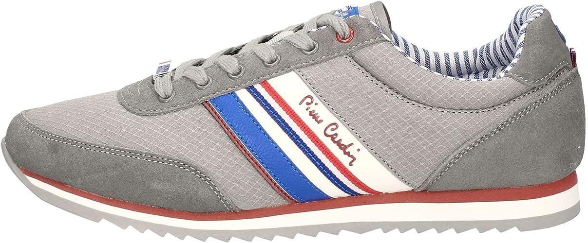 Pierre Cardin Men's Trainers Grey Size