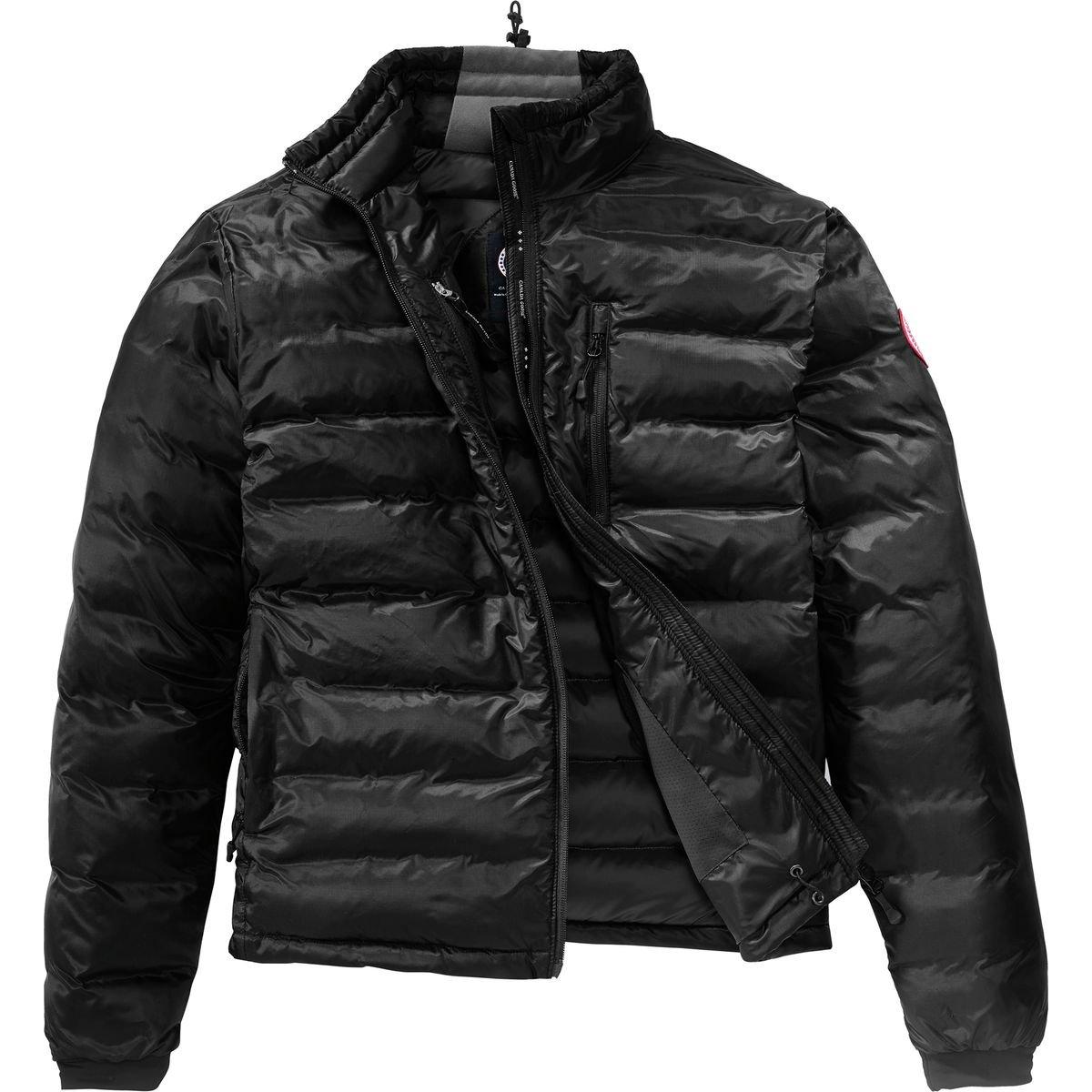 (カナダグース)Canada Goose Lodge Down Jacket メンズ ジャケットBlack/Black [並行輸入品] B077MZVJL3 日本サイズ L (US M)|Black/Black Black/Black 日本サイズ L (US M)