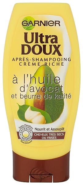 shampoing pour cheveux sec et frisé