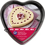 "Wilton 9"" Heart-Shaped Springform Pan"