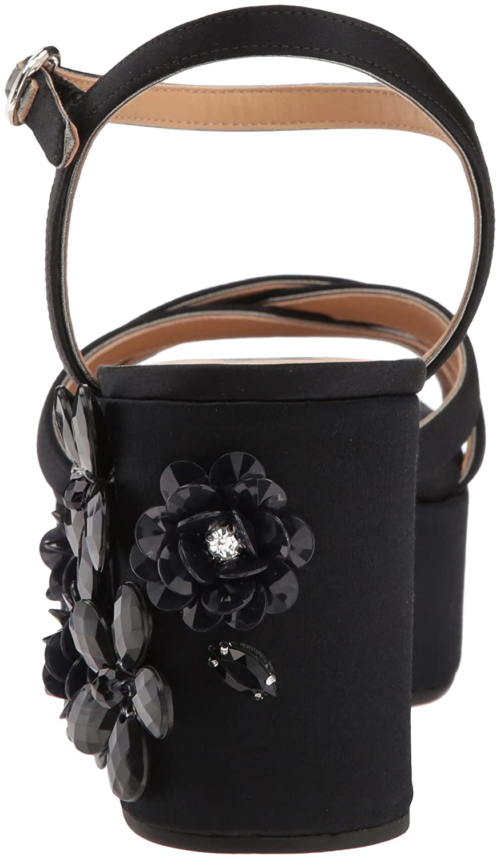 Marc Jacobs Sandal Women's Callie Embellished Wedge Sandal Jacobs B075Y6XG7Y 39 M EU (9 US)|Black 54c6e7