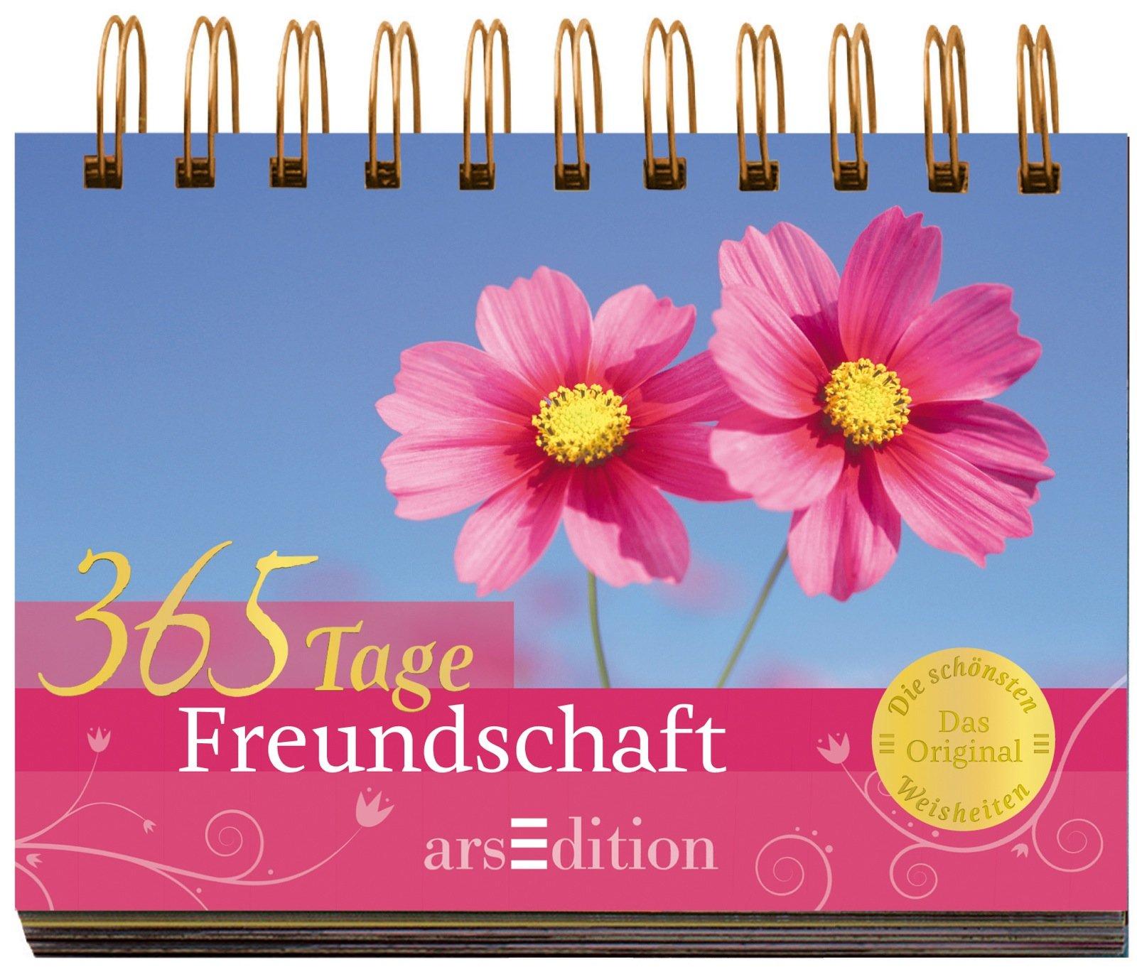 365 Tage Freundschaft: Amazon.de: arsEdition: Bücher