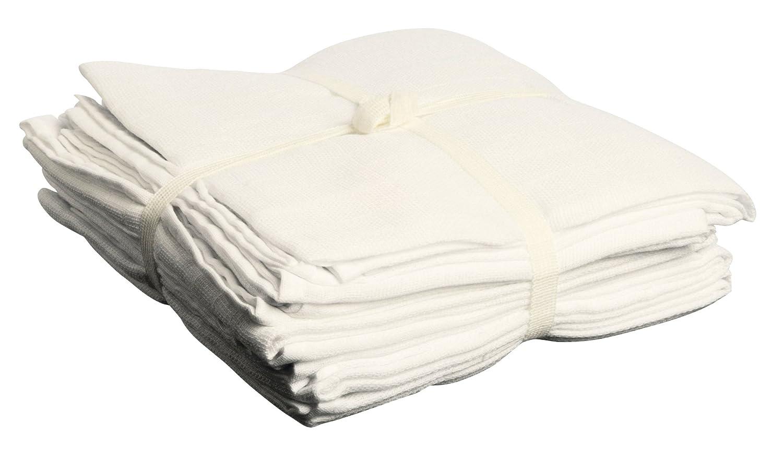 dBb Remond 400000 - Paquete de 6 pañales cuadrados de algodón (70 x 70 cm)