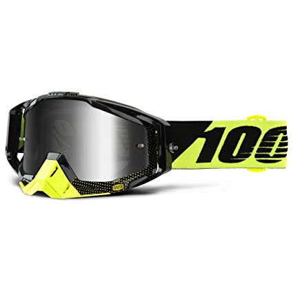 100% Racecraft Goggle + Mirrored Lens-Cox