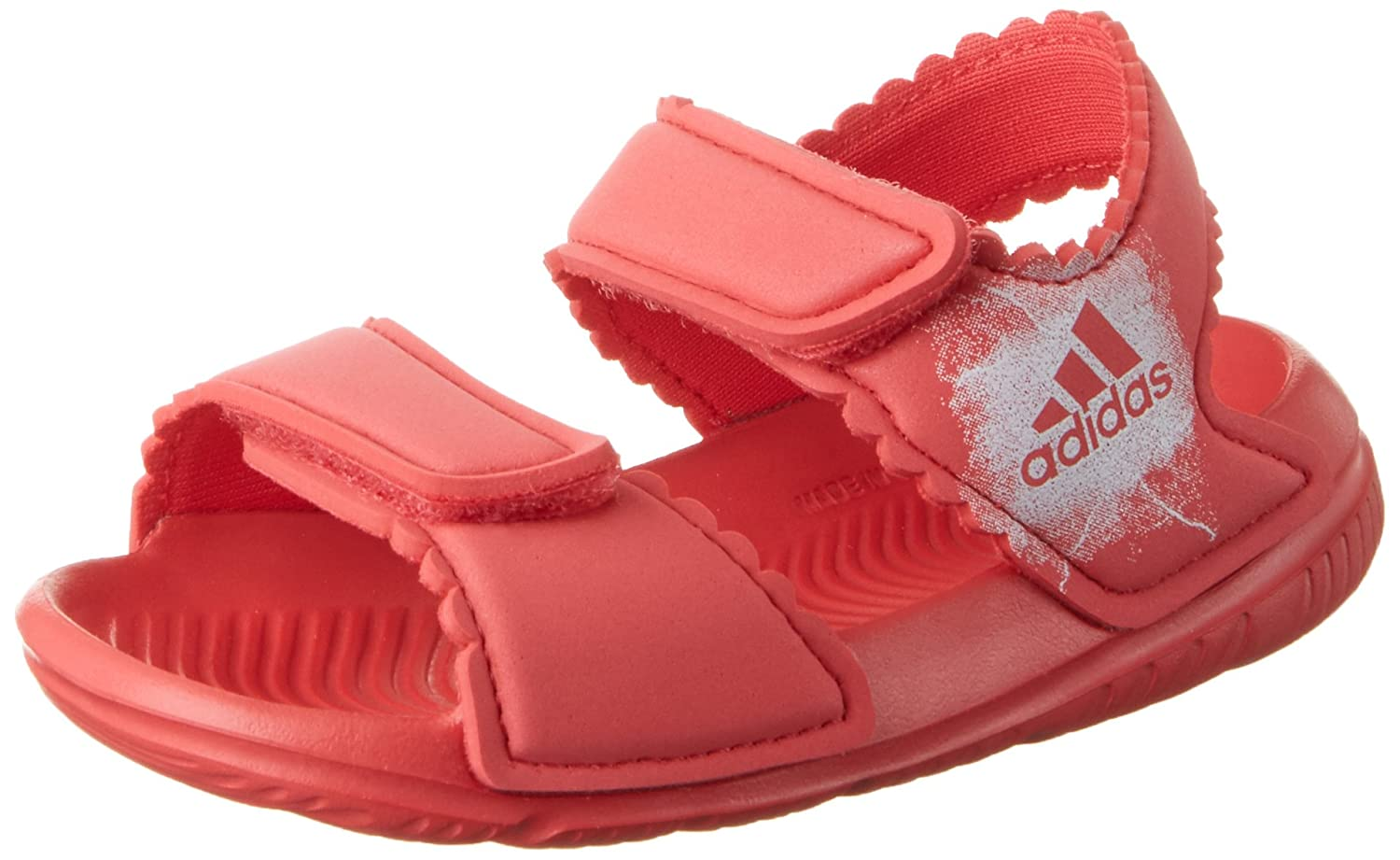 Amazon.com | adidas Baby Girls' Altaswim Sandals | Sandals