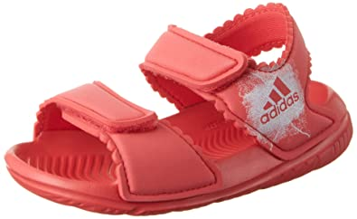 14037eb5905ab6 adidas Baby Girls  Altaswim Sandals  Amazon.co.uk  Shoes   Bags
