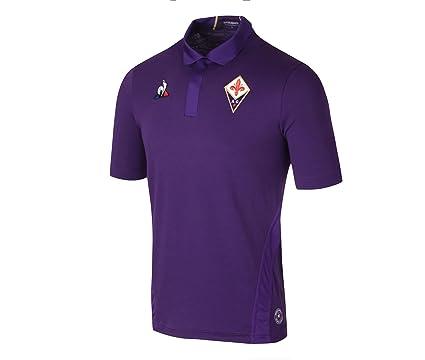 04b41c5d0e8 Amazon.com : Le Coq Sportif 2018-2019 Fiorentina Home Football ...