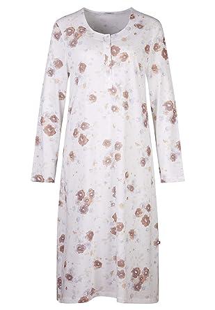 damen Heiß-Verkauf am neuesten elegant und anmutig HUBER Damen Nachthemd: Amazon.de: Bekleidung