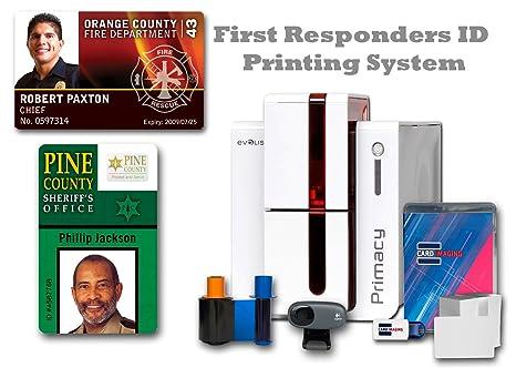 Amazon.com: Primeros Auxilios Impresora Tarjeta de sistema ...