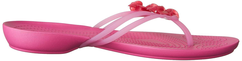 crocs Crocband Flip, Unisex - Erwachsene Zehentrenner, Pink (Candy Pink), 41/42 EU