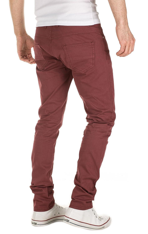 Yazubi Homme Chino Pantalon Simon Slim fit