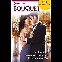 Vurige wens ; Verwarrend aanzoek ; Zinderende belofte (Bouquet Favorieten Book 606)