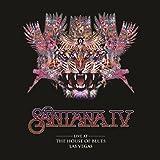 Santana IV Live at The House of Blues Las Vegas (2CD+DVD) [(2CD+DVD)]