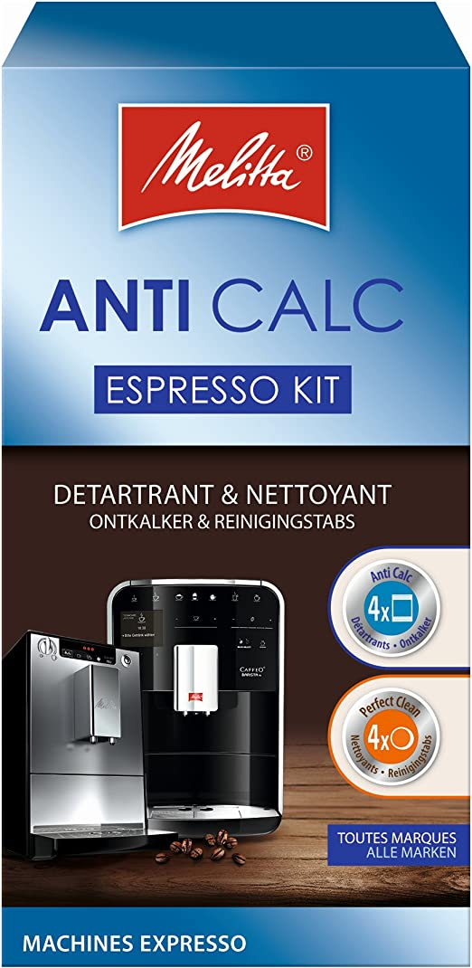 Melitta Kit de mantenimiento para cafeteras