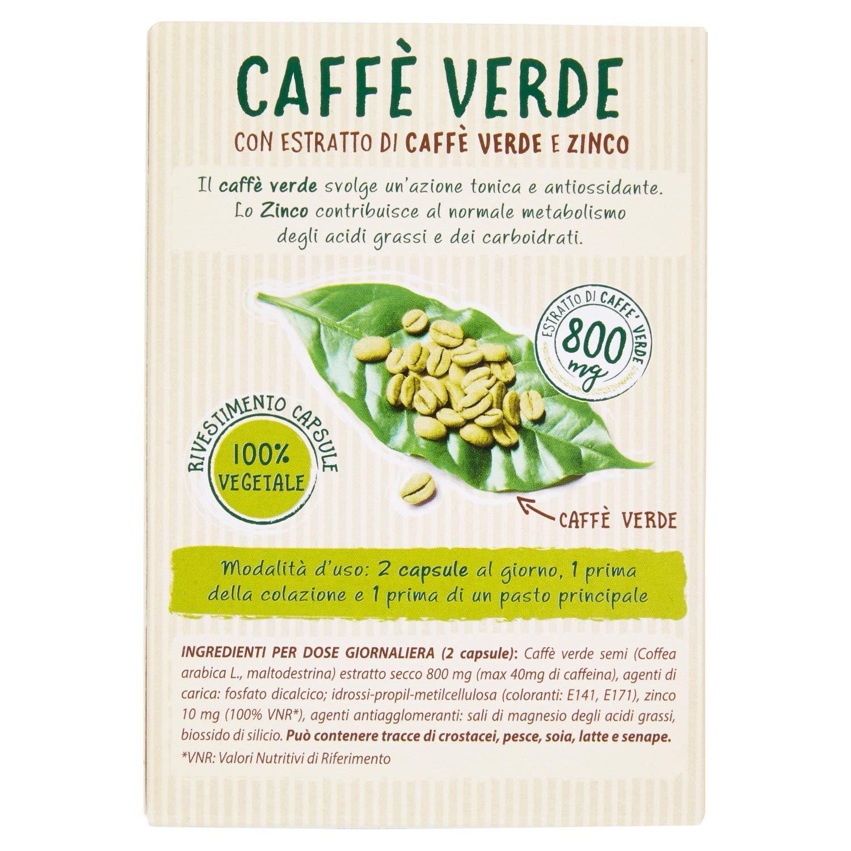 agenti di caffè verde