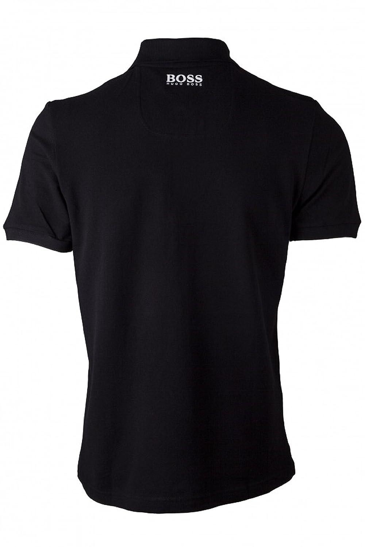 9702c3ef9 Hugo Boss 'Prek Pro' Polo T Shirt for Men - 50271834 (Medium, Black):  Amazon.co.uk: Clothing