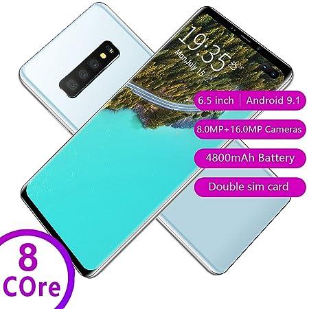 ZQ Smartphone Teléfono Desbloqueado Tarjeta SIM Doble ...