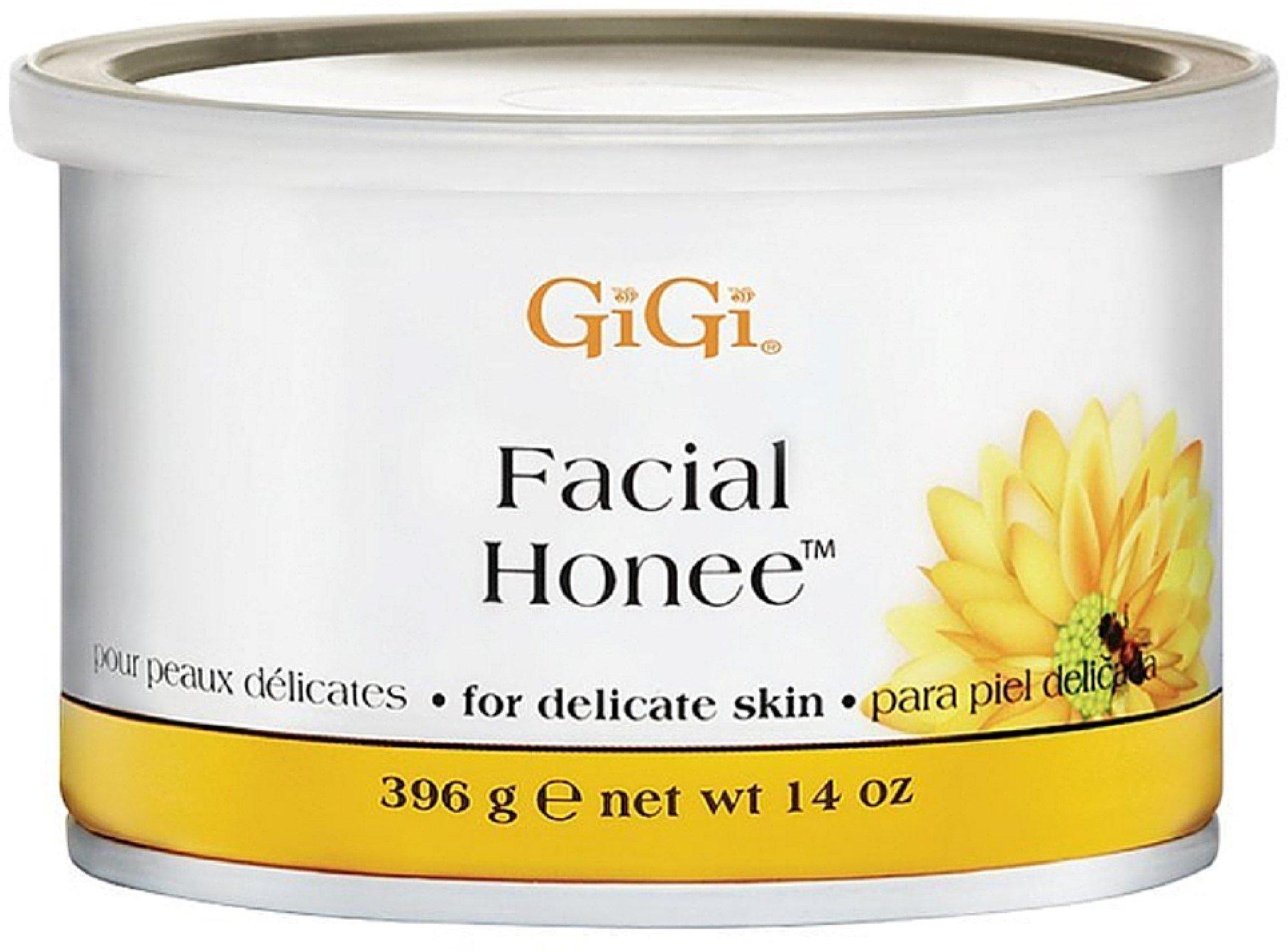 GiGi Facial Honee Wax 14 oz (Pack of 11)
