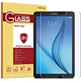 OMOTON Samsung Galaxy Tab E 9.6 Inch Glass Screen Protector, Tempered-Glass Protector with [9H Hardness] [Crystal Clear] [Scratch-Resistant] [Easy Installation], For Wi-Fi Version, Lifetime Warranty