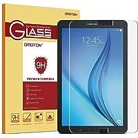 OMOTON Panzerglas Schutzfolie für Samsung Galaxy Tab E 9.6 mit [9H Härte][ Anti-Kratzen][Kristall-