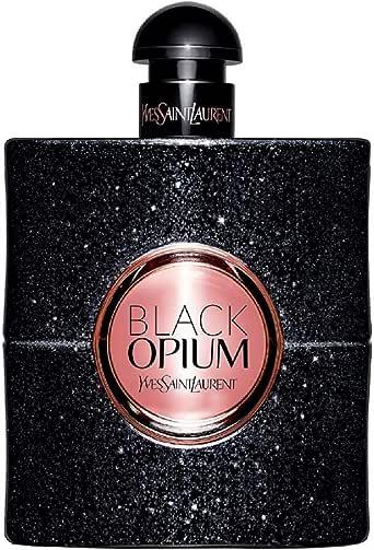 Yves Saint Laurent Black Opium Femme Woman Eau de Perfume, 50ml