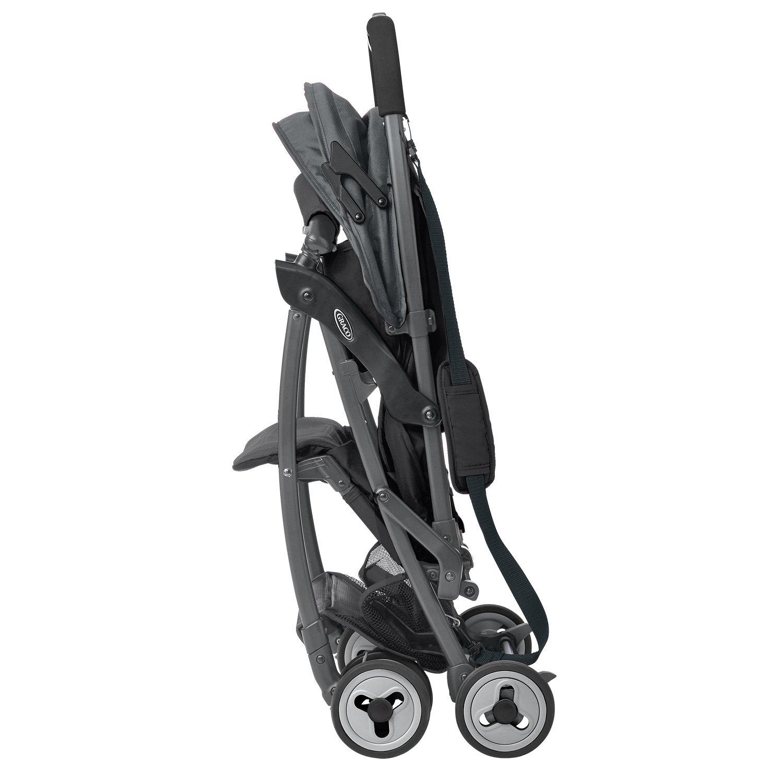 Graco Featherweight-Kinderwagen, schwarz/grau: Amazon.de: Baby