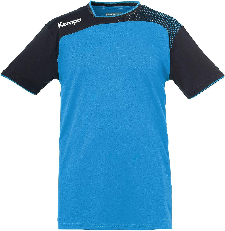 Kempa - Emotion Shirt, Color Azul, Talla XXXL