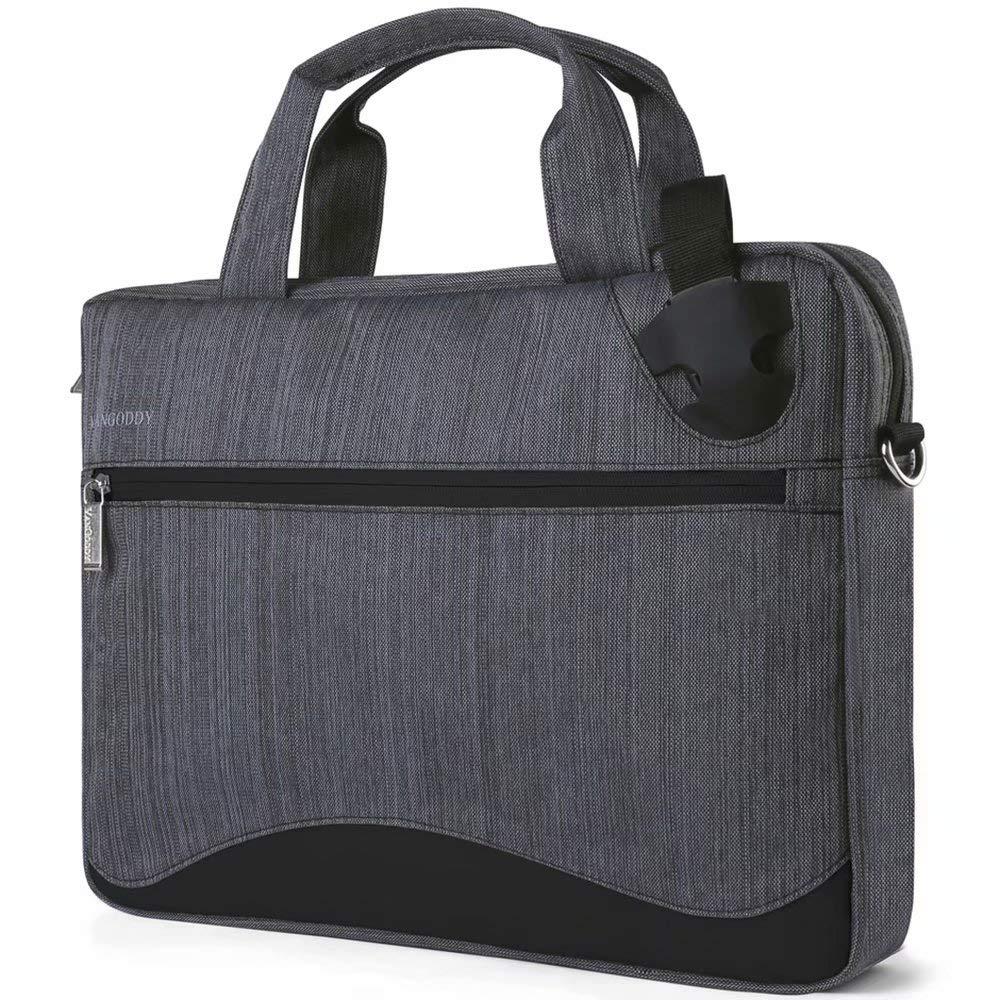 Amazon.com: 13 to 14 Inch Laptop Shoulder Messenger Bag for ...