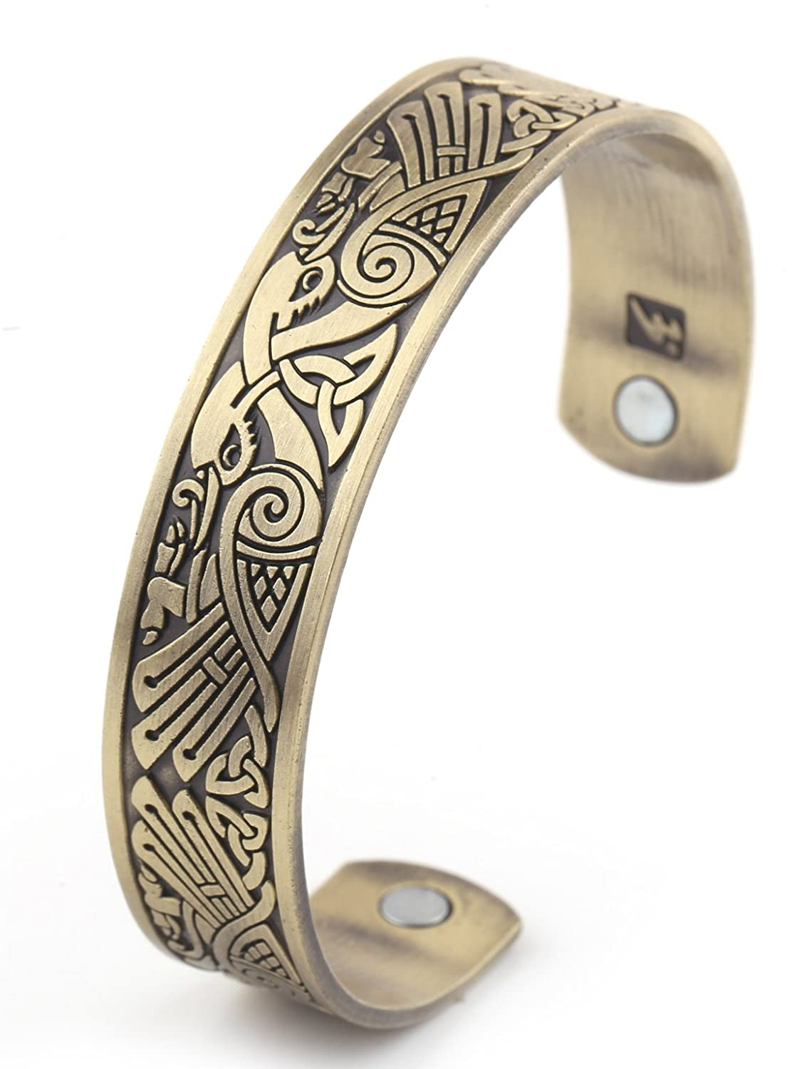 Health Care Magnetic Cuff Bracelet for Pain Relief, Therapy, Balance and Energy for Men and Women YI WU KE JI YW-B109591
