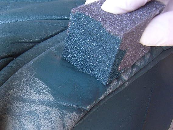 COLOURLOCK Tinte reparador Cuero/Piel F012 (Beige Claro ESTÁNDAR), 30 ml restaura el Color del Cuero en Coches, sofás, Ropa, Bolsos