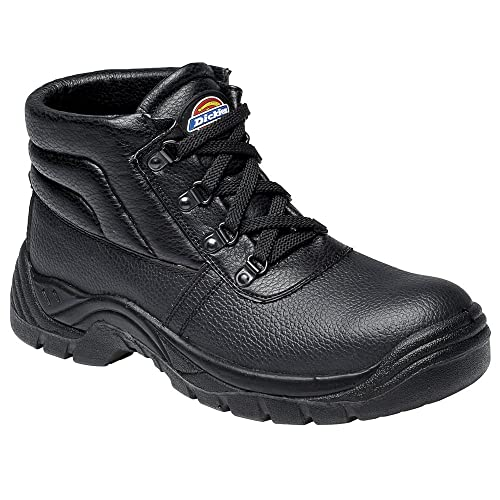 Various Sizes Dickies Redland II Safety Boot in Black