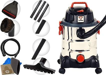 CARAMBA Auto 7.0 Coche Aspirador con función de soplado de 1250 vatios para la Limpieza de Interiores, tapicería, Asientos, alfombras y Accesorios: Amazon.es: Coche y moto