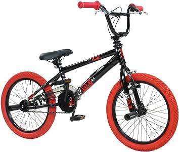 Detox Freestyle Bicicleta BMX de 18