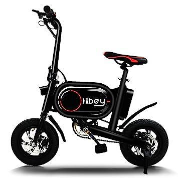 Amazon.com: Hiboy P10 - Bicicleta eléctrica con pedales ...