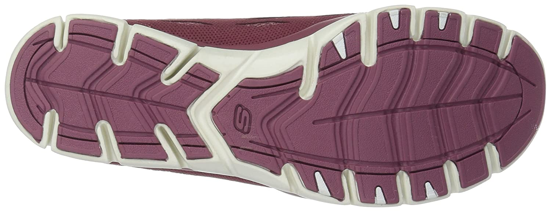 Skechers Women's Gratis-Cozy 6.5 N' Carefree Sneaker B07CMYY3ZF 6.5 Gratis-Cozy M US|Burgundy 529504