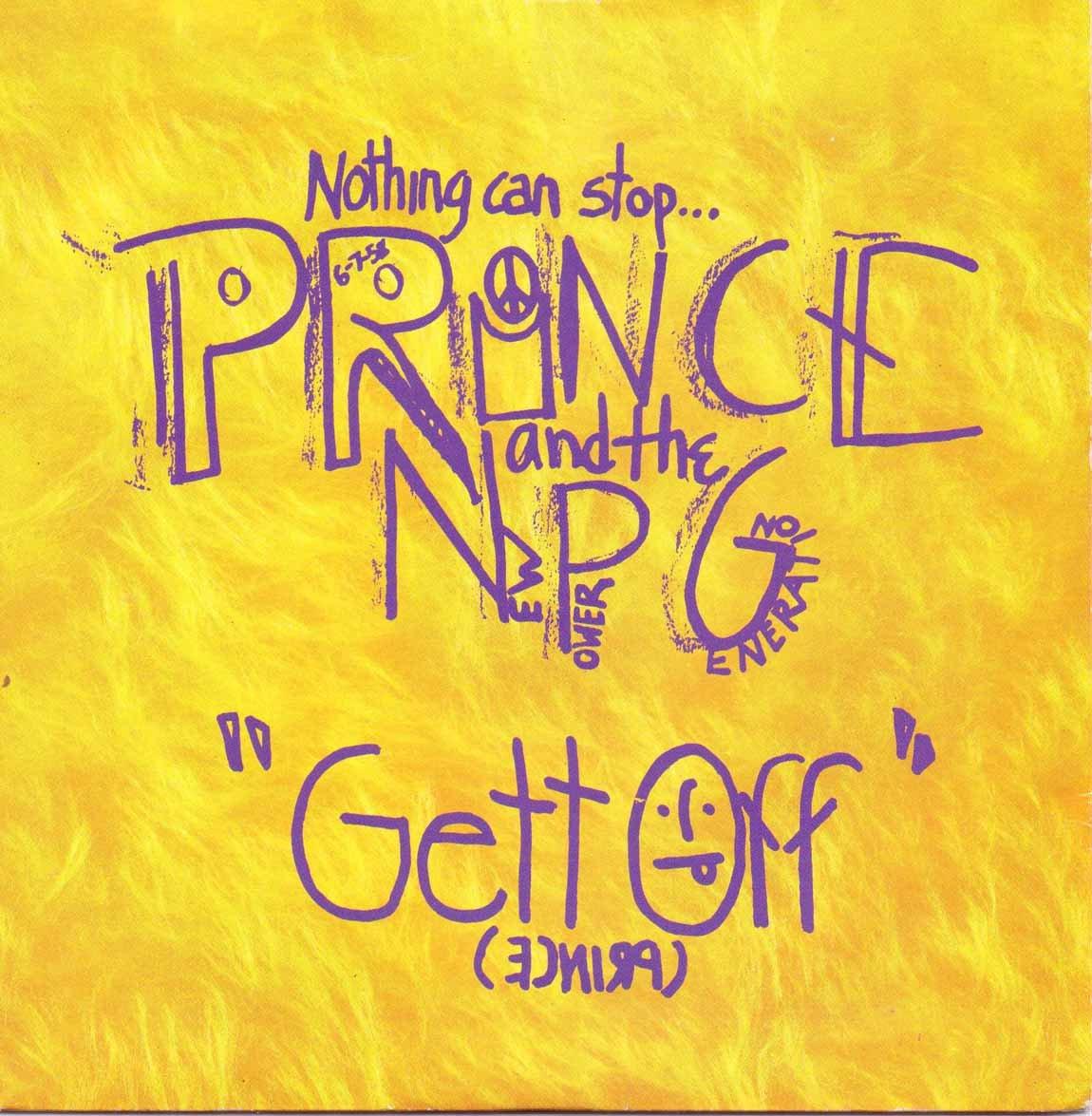 Prince / Gett Off (Remixes)