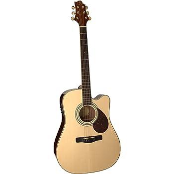 samick greg bennett design d5 acoustic guitar natural musical instruments. Black Bedroom Furniture Sets. Home Design Ideas