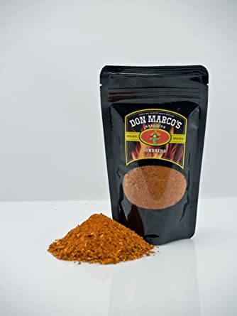Don Marcos - Sombrero - Barbecue Spice, 180g: Amazon.co.uk: Grocery