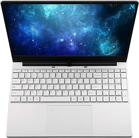 KUU Ordenador Portátil 15.6 Pulgadas, Notebook Intel 3867U, 16GB DDR4 RAM, 256GB SSD, Windows 10, Laptop con Desbloqueo por Huella Digital, Teclado ...