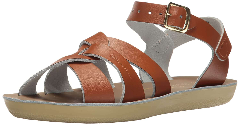 Salt Water Sandals by Hoy Shoe Kids Sun-san Swimmer Flat Sandal