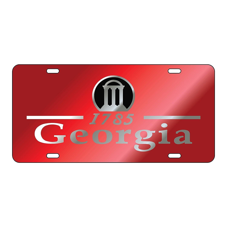 Craftique University of Georgia License Plates