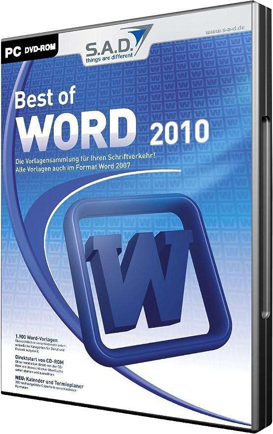 Best Of Word 2010
