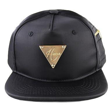 Hater MA-1 Bomber Snapback Hat at Amazon Men s Clothing store  71dd4b253de